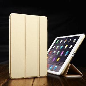 Apple iPad Air 2 Flip Leather Smart Case Cover-Ultra-Slim(New)