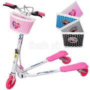 Kids Bike Basket