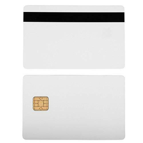 J2A040 Chip Java JCOP Cards w/HiCo 2 Track Mag Stripe JCOP21-36K - 10 Pack