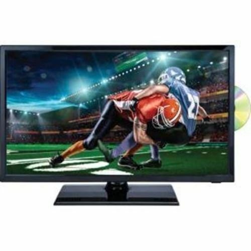 22 Inch 12 Volt AC/DC Widescreen LED 1080p HDTV ATSC Digital