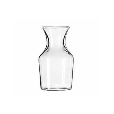 (Case of 6 Dozen) Libbey 718 - Glass Cocktail Decanter/Bud Vase, 3 oz.