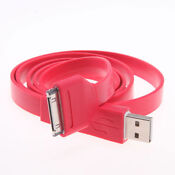 USB Data Sync Charger Cable for iPhone 4
