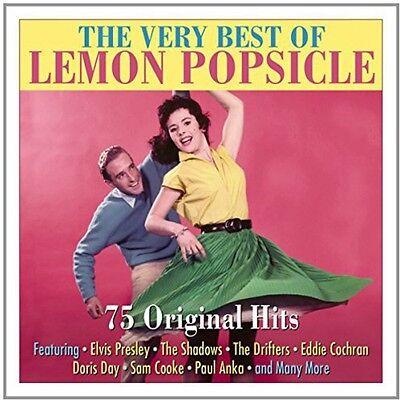 Various Artists - Very Best of Lemon Popsicle / Various [New CD] UK - Import