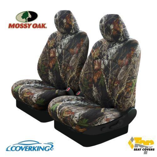 Tacoma Camo Seat Covers