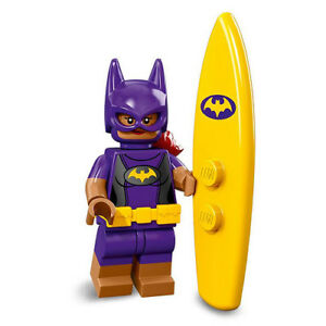 NEUF LEGO BATGIRL EN VACANCES SÉRIE BATMAN MOVIE 2