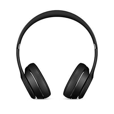 Beats by Dr. Dre Solo3 Wireless Black On Ear Headphones MP582LL/A