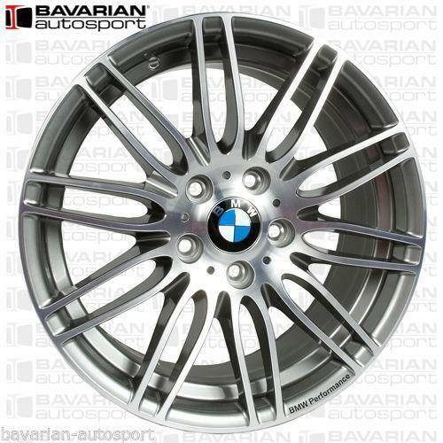 Bmw Double Spoke Wheels Tires Amp Parts Ebay