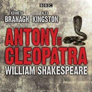 SHAKESPEARE, WILLIAM-Antony and Cleopatra (3CD)  CD NEW