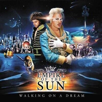 Empire Of The Sun   Walking On A Dream  New Vinyl  Clear Vinyl