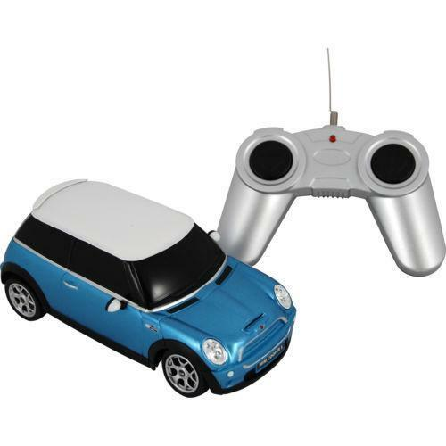 mini cooper remote control car ebay. Black Bedroom Furniture Sets. Home Design Ideas