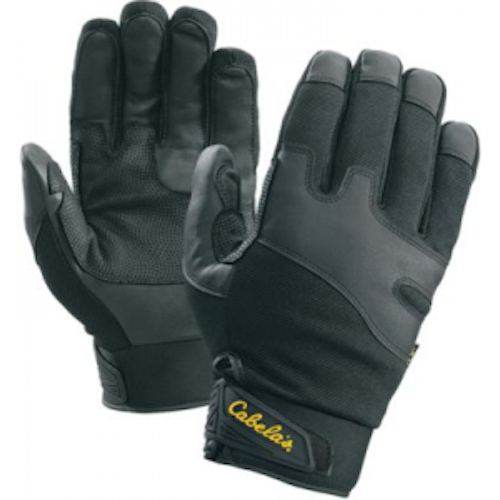 Rothco Black Thermoblock Insulated Gloves 4945