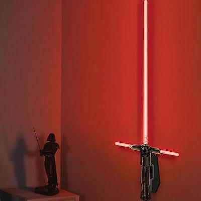 Disney Star Wars Kylo Ren Lichtschwert Zimmer Nachtlampe & Geräusche - ()