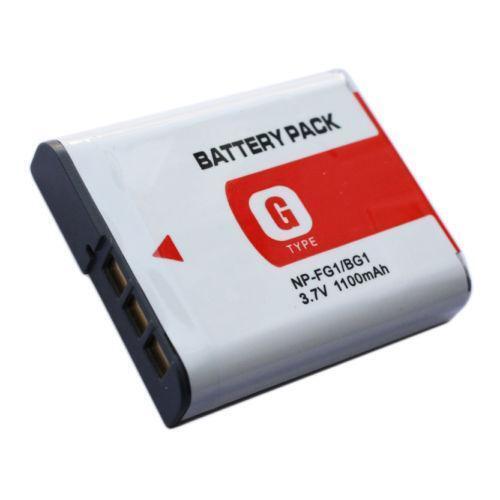 Sony Np Fg1 Battery Ebay