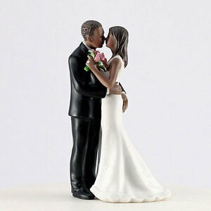 african american wedding cake toppers humorous squeeze american cheeky wedding 10601