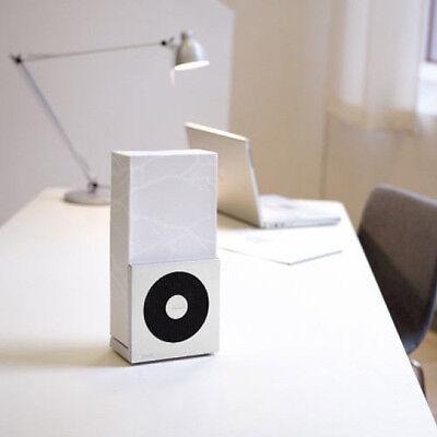 Blueair AirPod Ionizer Air Purifier in Decorative White NEW