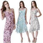 Chiffon Dresses for Women's Tea