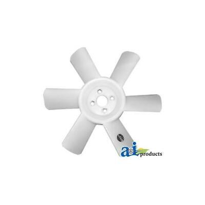 Sba145306070 6-blade Radiator Fan For Ford New Holland Compact Tractor 1500