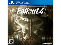 Fallout 4 PS4 Brand New
