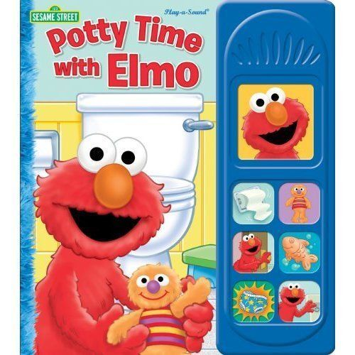 Potty Time With Elmo from Publications International