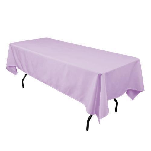 Lavender Tablecloth Ebay