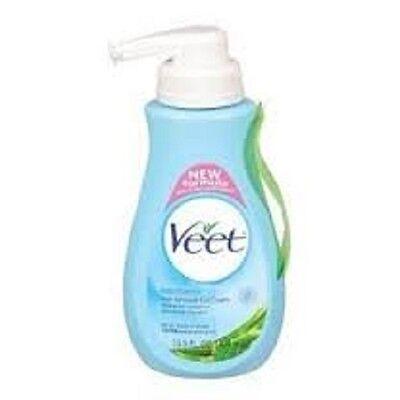 Veet Hair Removal Gel Cream, Sensitive Skin Formula -13.5 oz