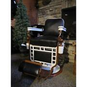 Antique Kochs Barber Chair
