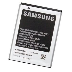 Batteria originale Samsung EB494358VU S5830 Galaxy Ace