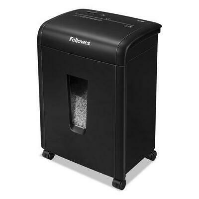 Fellowes 62mc 10-sheet Micro-cut Home And Office Paper Shredder With Safety Lock