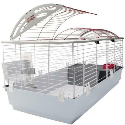 Rabbit guinea pig cage ebay for Small guinea pig cages for sale