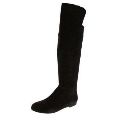 Suede Thigh High Boots | eBay