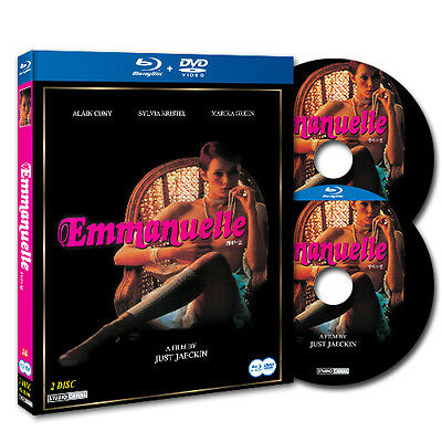 EMMANUELLE (Blu-ray + DVD) 2Disc Special Edition / Sylvia Kristel / Region ALL