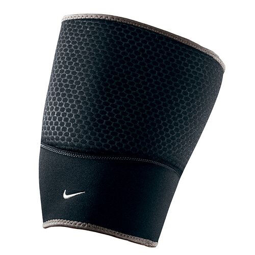 Nike Thigh Support Sleeve Black Slip On Sports R