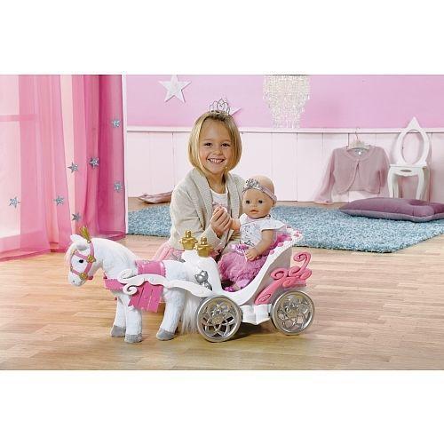 baby born kutsche ebay. Black Bedroom Furniture Sets. Home Design Ideas
