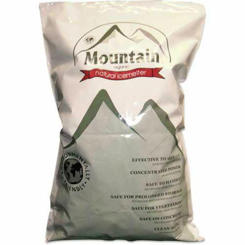 Mountain Organic Natural Icemelter, 44 Lb. Bag