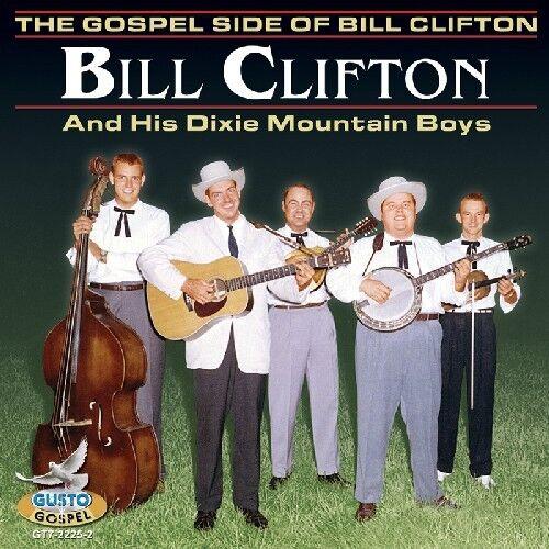 Bill Clifton - Gospel Side of Bill Clifton [New CD]