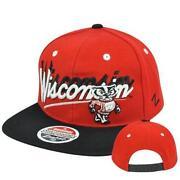Wisconsin Badgers Snapback