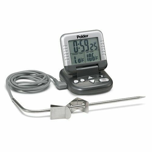 Classic Cooking Thermometer/ Timer