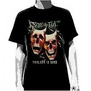 ESCAPE-THE-FATE-T-SHIRT-This-War-Is-Ours-NEW-OFFICIAL-MERCHANDISE-Large