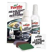 Headlight Cleaner Kit