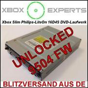Xbox 360 DVD Laufwerk