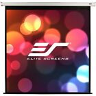 Elite Screens Motorized Screen Home Video Projector Screens