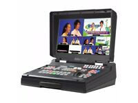 NEW - Datavideo HS-1200 HD 6 Channel Portable Production Studio