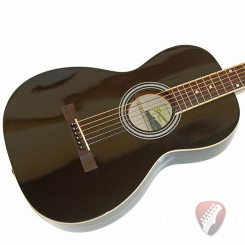 small body acoustic guitar ebay. Black Bedroom Furniture Sets. Home Design Ideas
