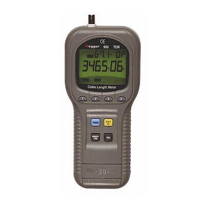Megger Tdr900 Hand-held Time Domain Reflectometer