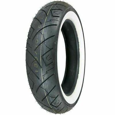 Neumatico Banda Blanca Para Harley-Davidson 160/70-B17 79H White Wall Rear Tire