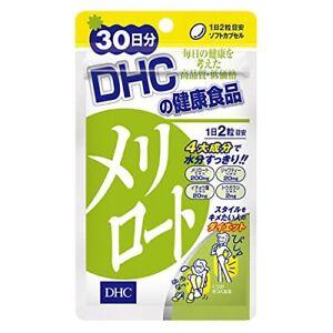 DHC Melilot Supplement 30 days 60 tablets Japan Import