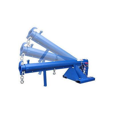 Lift Master Forklift Boom - Non-telescoping - Orbiting - 6000 Lb. Cap.