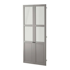 IKEA Liatorp Panel/Glass Doors NWT
