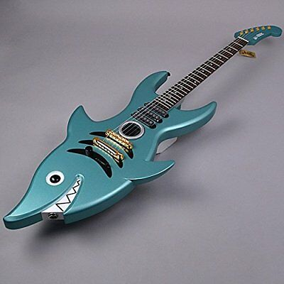 ONE PIECE THE SK BROOK SHARK GUITAR Soul King Brooke Shark Guitar Electric Guita