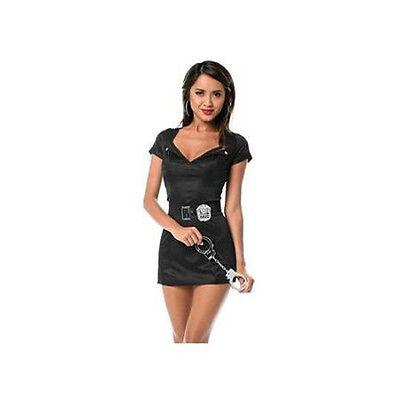 Escante Off Duty Lady Cop Lingerie Costume Set - Cops Costumes